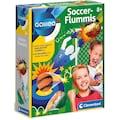 Clementoni® Kreativset »Galileo Soccer-Flummis«, Made in Europe