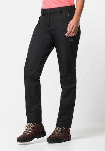 Jack Wolfskin Outdoorhose »PARANA PANTS W« kaufen