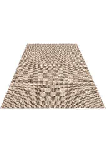 ELLE Decor Teppich »Dreux«, rechteckig, 8 mm Höhe, In- und Outdoor geeignet, Wohnzimmer kaufen