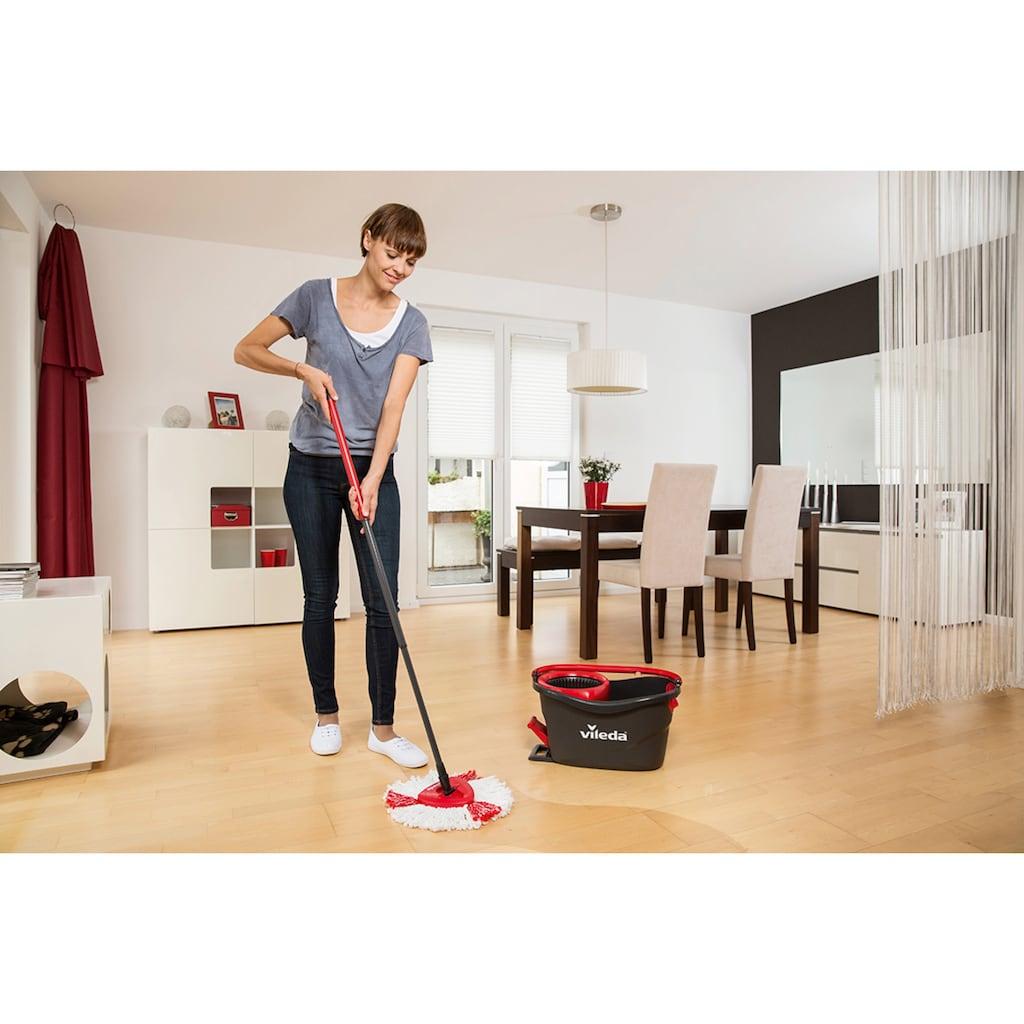 Vileda Bodenwischer-Set »Turbo Easy Wring & Clean«