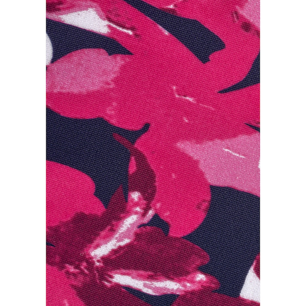 petite fleur Badeanzug, im modisches Floral-Design