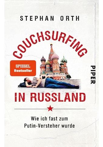 Buch »Couchsurfing in Russland / Stephan Orth« kaufen