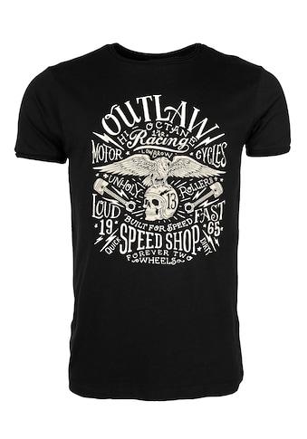 Maze Print-Shirt »42020160«, mit Print kaufen