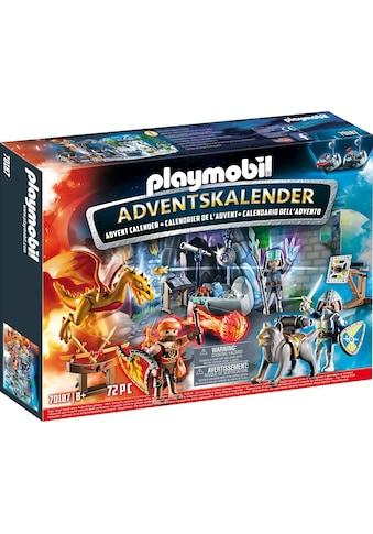 """Playmobil® Adventskalender """"Kampf um den magischen Stein (70187), Novelmore"""" (72 - tlg.) kaufen"""
