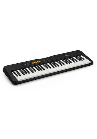 CASIO Keyboard »Casiotone CT-S100AD«, inkl. Netzadapter kaufen
