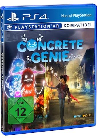 PlayStation 4 Spiel »Concrete Genie«, PlayStation 4 kaufen