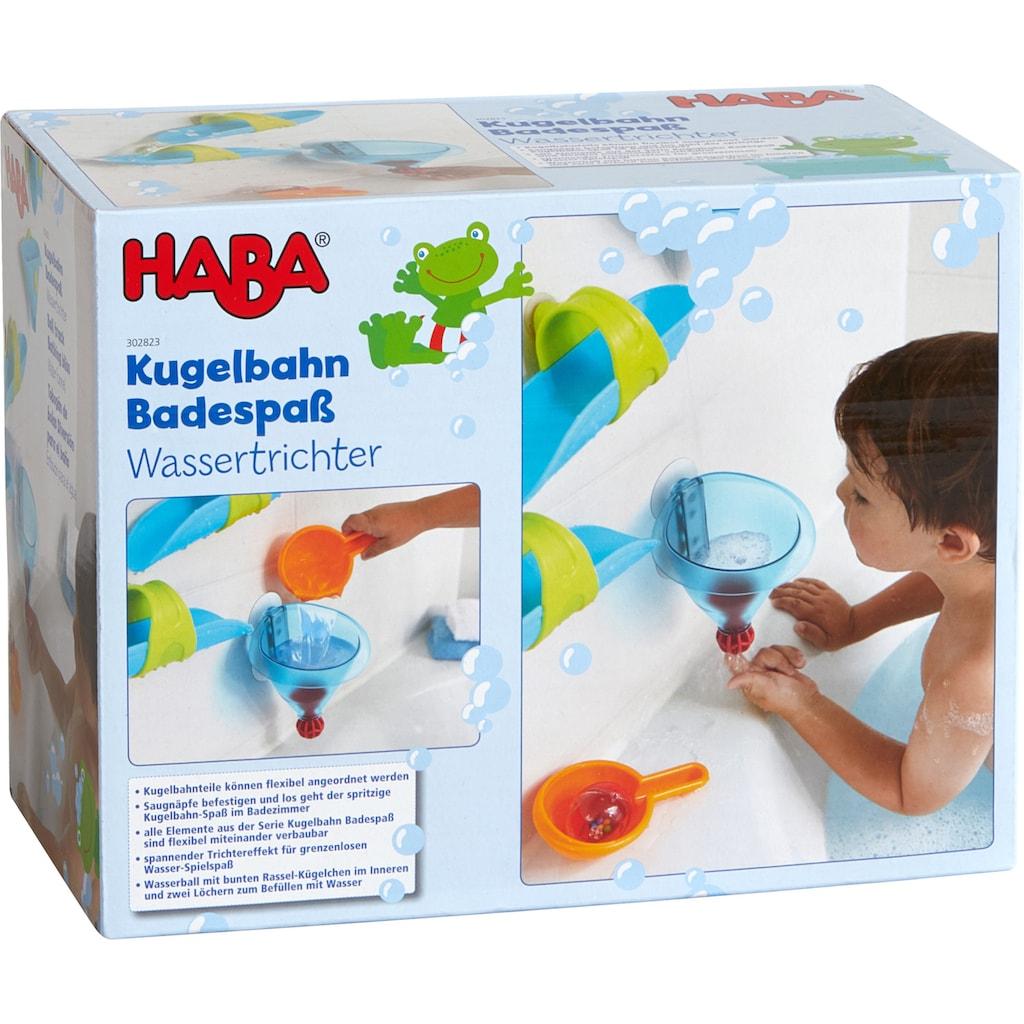 Haba Badespielzeug »Badespaß - Wassertrichter«