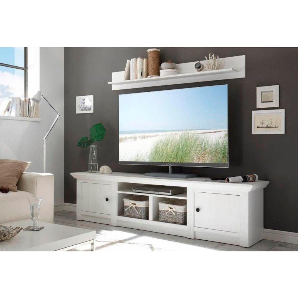 Home affaire Lowboard »California«, Fernsehtisch Breite 194 cm