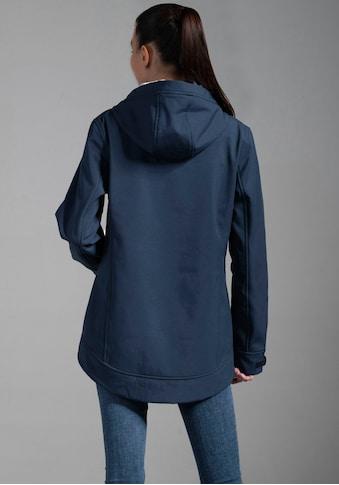 Ocean Sportswear Softshelljacke »Nachhaltig aus recyceltem Material - GRS... kaufen