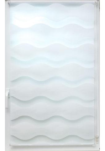 Doppelrollo »Doppelrollo Welle«, sunlines, Lichtschutz, ohne Bohren, freihängend kaufen