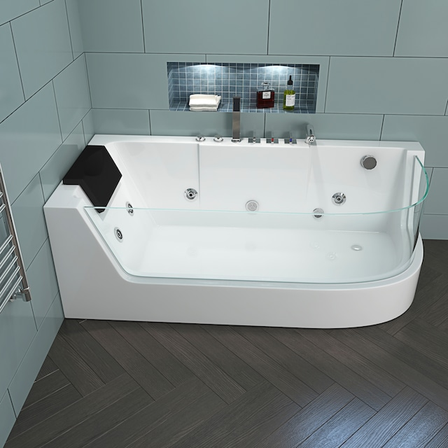 HOME DELUXE Whirlpool »Carica«, 170 x 80 x 59 cm