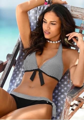 s.Oliver Bikini-Hose »Avni«, mit seitlichen Bindebändern kaufen