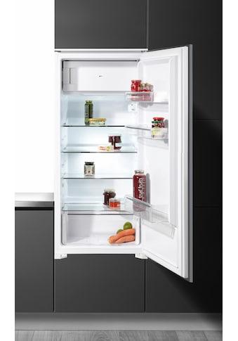 Hanseatic Einbaukühlschrank, 121 cm hoch, 54 cm breit kaufen