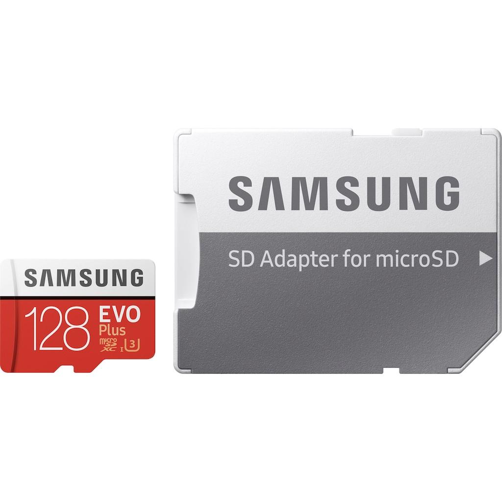 Samsung Speicherkarte »EVO Plus 2020 microSD«, (UHS Class 10 100 MB/s Lesegeschwindigkeit)