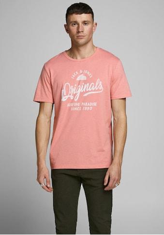 Jack & Jones T-Shirt »NAMEN TEE« kaufen