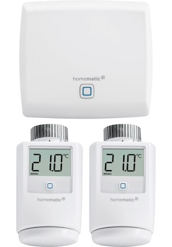 Homematic IP Smart-Home Starter-Set »Heizen (3-tlg.)« kaufen