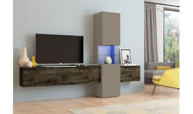Tecnos Wohnwand (Set, 3 - tlg) kaufen