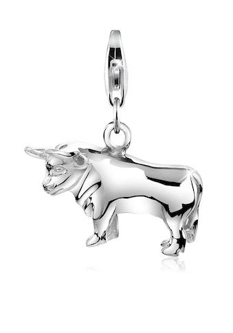 Nenalina Charm-Einhänger »Anhänger Sternzeichen Stier Taurus 925 Silber« kaufen