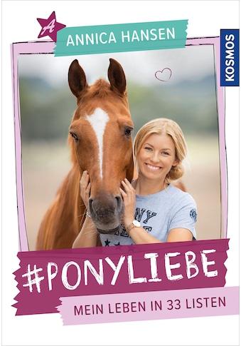 Buch »#Ponyliebe / Annica Hansen, Franziska Misselwitz« kaufen