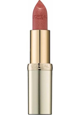 L'ORÉAL PARIS Lippenstift »Color Riche« kaufen