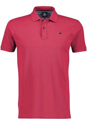 LERROS Poloshirt, mit dezenter Stickerei auf der Brust kaufen