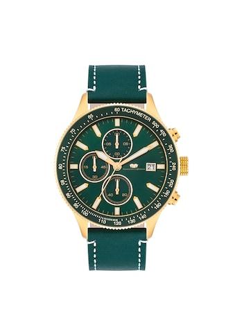 Rhodenwald & Söhne Chronograph »RWS021«, (1 tlg.), Armband aus Echtleder kaufen