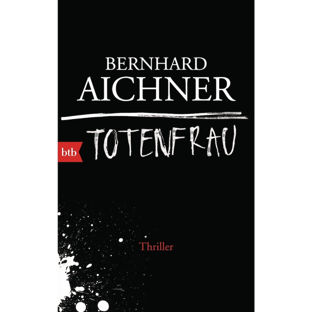 Buch »Totenfrau / Bernhard Aichner«