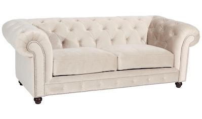 Max Winzer® Chesterfield - Sofa »Old England« kaufen