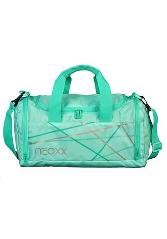 neoxx Sporttasche »Champ, Mint to be«, aus recycelten PET-Flaschen kaufen