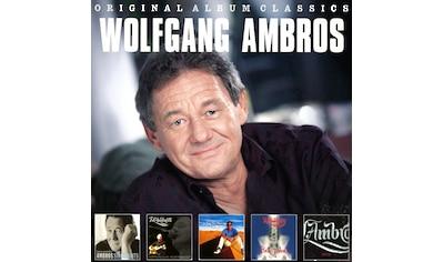 Musik - CD Original Album Classics / Ambros,Wolfgang, (5 CD) kaufen