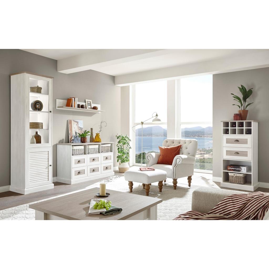 Home affaire Wandregal »Colorado«, im Landhausstil