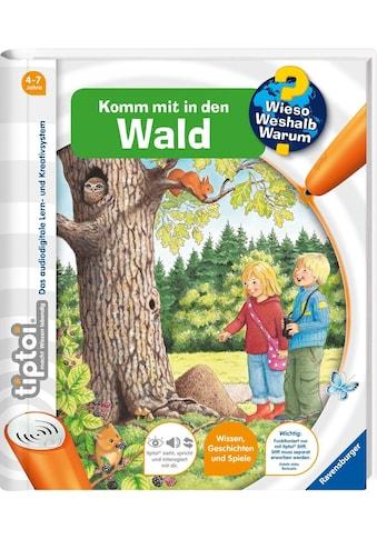 Ravensburger Buch »tiptoi®, WWW - Komm mit in den Wald«, Made in Europe kaufen