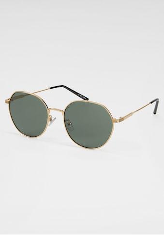 J.Jayz Sonnenbrille, leicht eckiger Vollrand kaufen