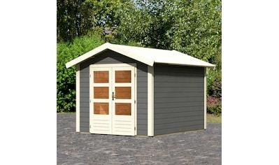 WOODFeeling Gartenhaus »Tastrup 4« kaufen