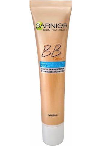 GARNIER BB-Creme »Miracle Skin Perfector«, mit Mineralpigmenten und Vitamin C-Komplex kaufen