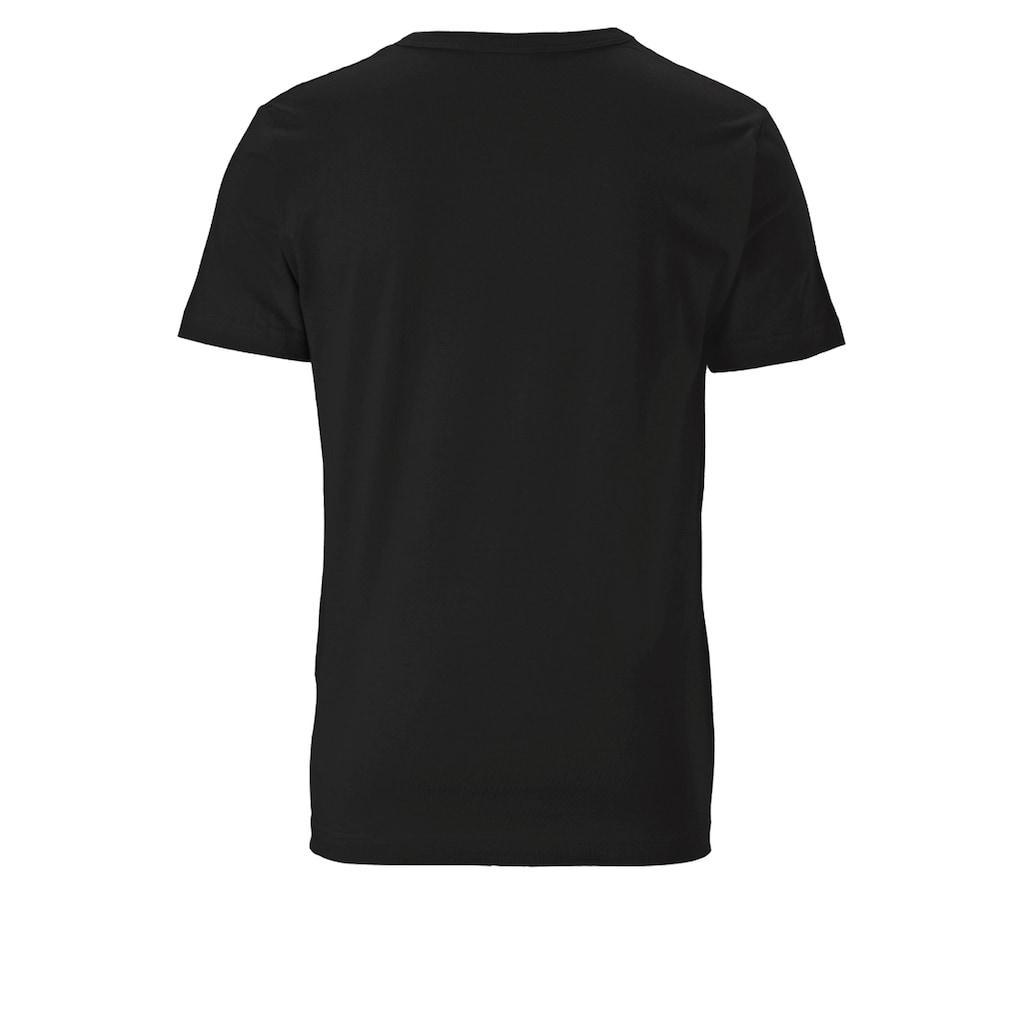 LOGOSHIRT T-Shirt »Super Mario«, mit lizenziertem Print