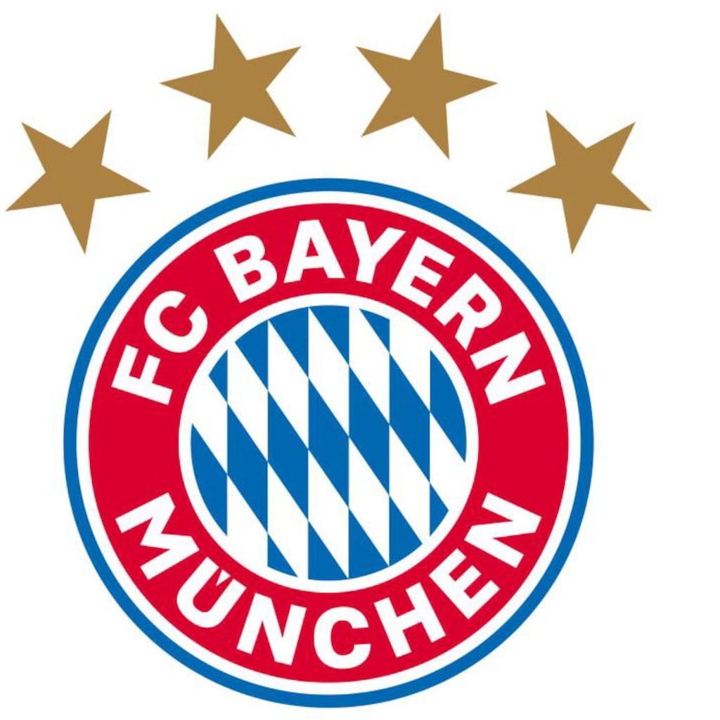Wall-Art Wandtattoo »Fußball FC Bayern München Logo«