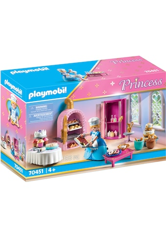 Playmobil® Konstruktions-Spielset »Schlosskonditorei (70451), Princess«, (133 St.),... kaufen
