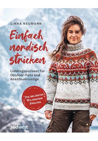 Buch »Einfach nordisch stricken / Linka Neumann, Regina Sidabras« kaufen