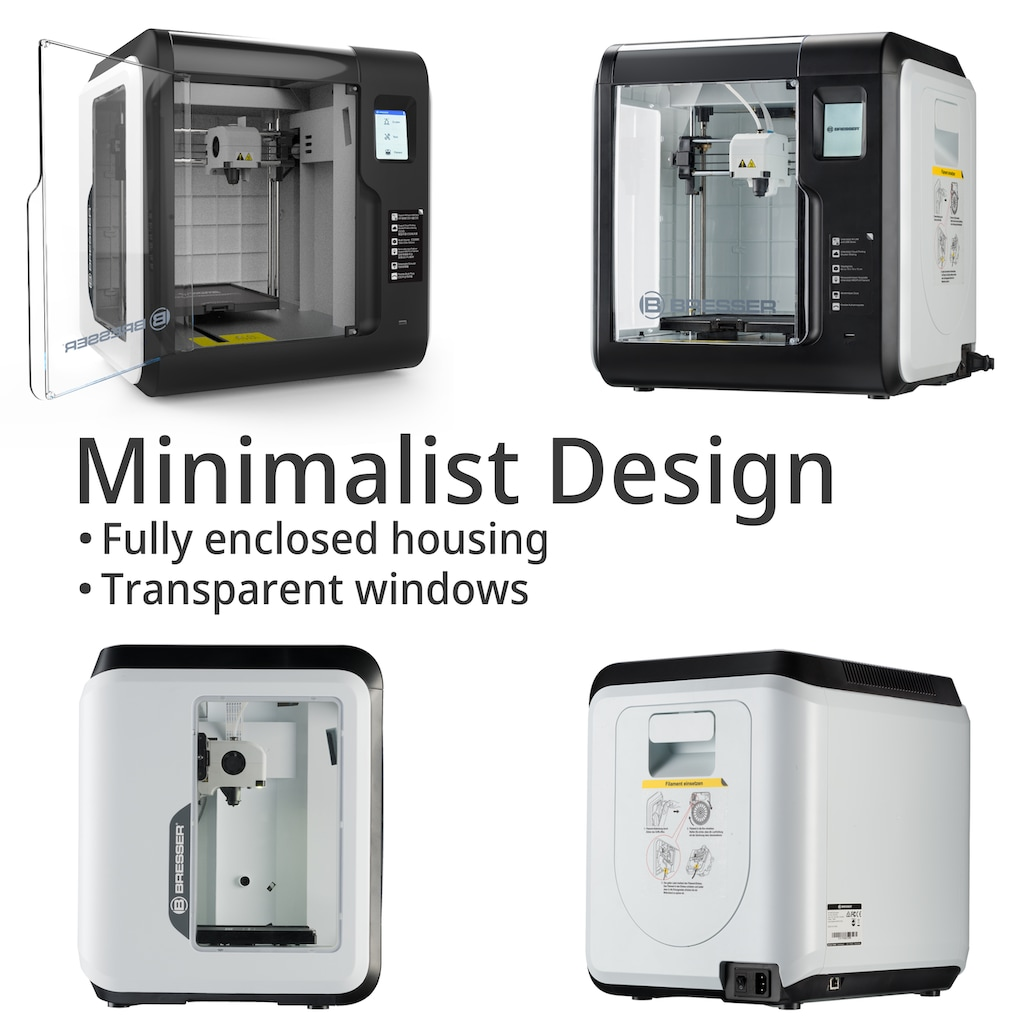 BRESSER 3D Drucker