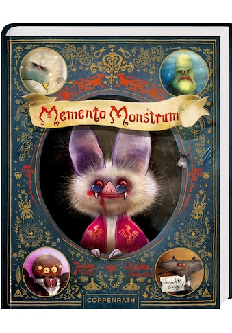 Buch »Memento Monstrum / Jochen Till, Wiebke Rauers« kaufen
