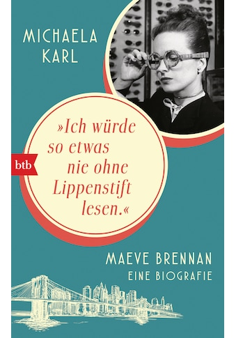 """Buch »""""Ich würde so etwas nie ohne Lippenstift lesen"""" / Michaela Karl« kaufen"""