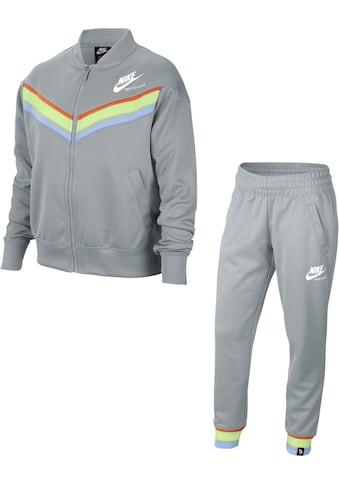Nike Sportswear Jogginganzug »GIRLS NIKE SPORTSWEAR HERITAGE TRACK SUIT« (Set, 2 tlg.) kaufen