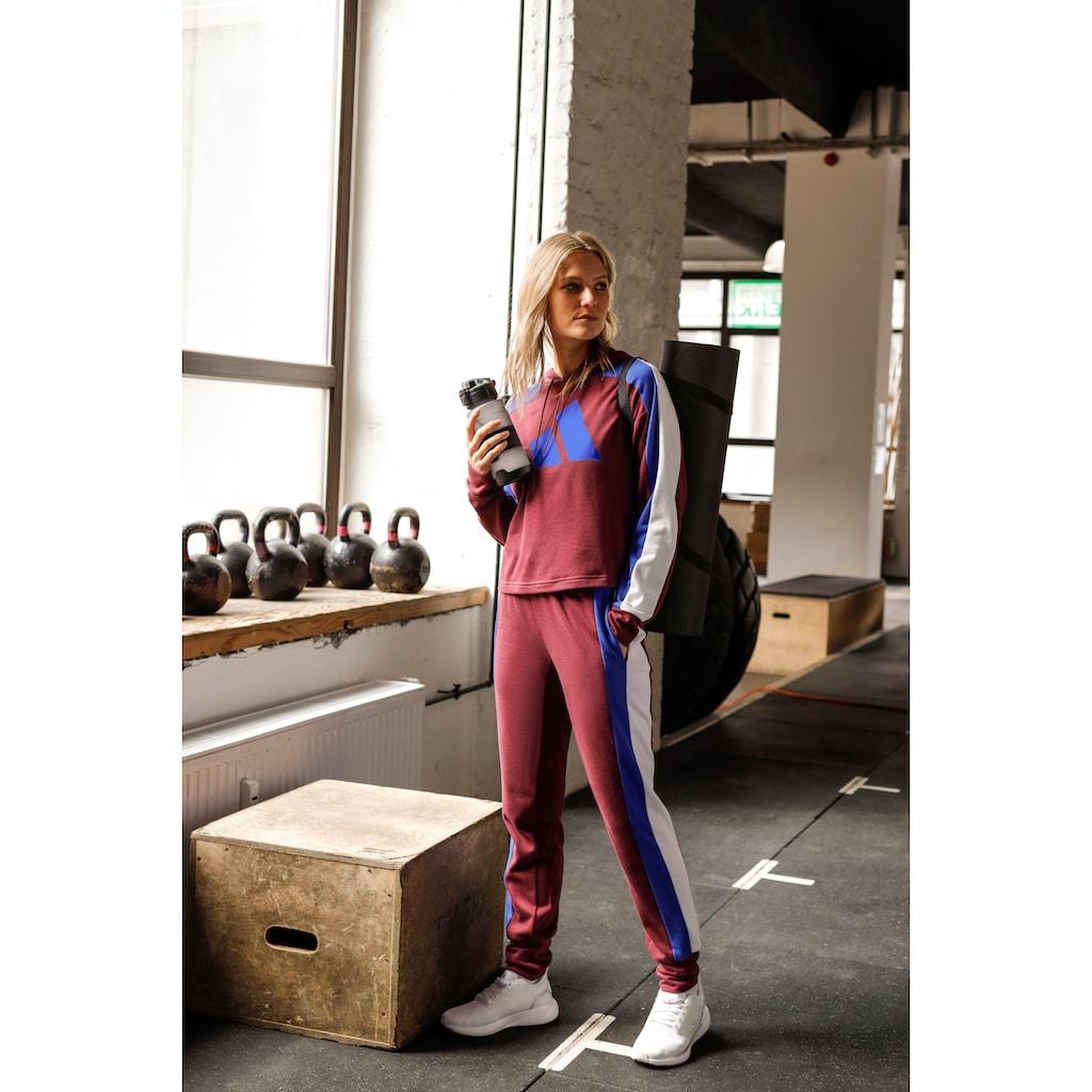 adidas Performance Jogginganzug »TRACK SUIT BIG LOGO«