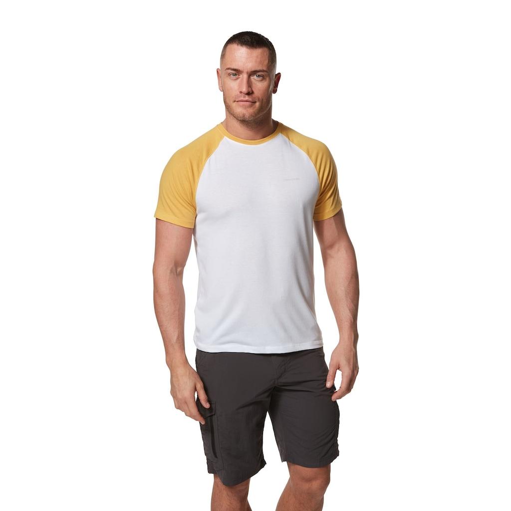 Craghoppers T-Shirt »Herren NosiLife Anello, kurzärmlig«
