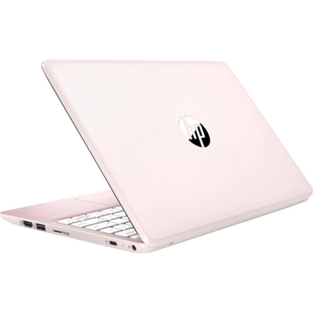 "HP Notebook »11-ak0023ng«, (29,5 cm/11,6 "" Intel Celeron UHD Graphics 600\r\n), Kostenloses Upgrade auf Windows 11, sobald verfügbar"