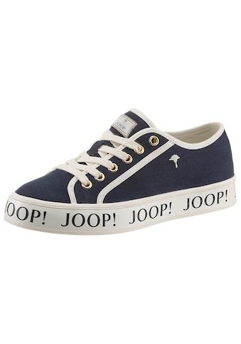 Joop! Sneaker »Classico Jil Sneaker«, mit Logoschriftzug an der Laufsohle kaufen