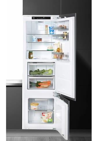 AEG Einbaukühlgefrierkombination, 178 cm hoch, 54,5 cm breit kaufen