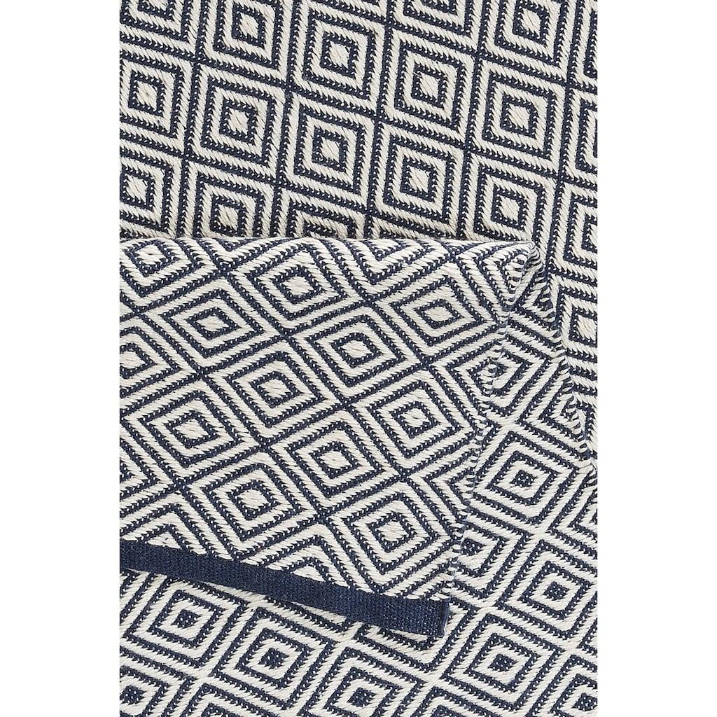 my home Teppich »Kauko«, rechteckig, 7 mm Höhe, In- und Outdoor geeignet, Wohnzimmer
