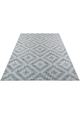 ELLE Decor Teppich »Creil«, rechteckig, 3 mm Höhe, In- und Outdoorgeeignet, Wohnzimmer kaufen